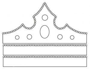 шаблони корон