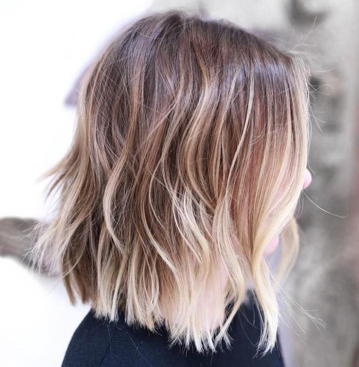 освітлення волосся 2019