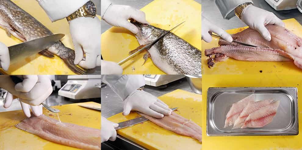 випатрошуємо рибу