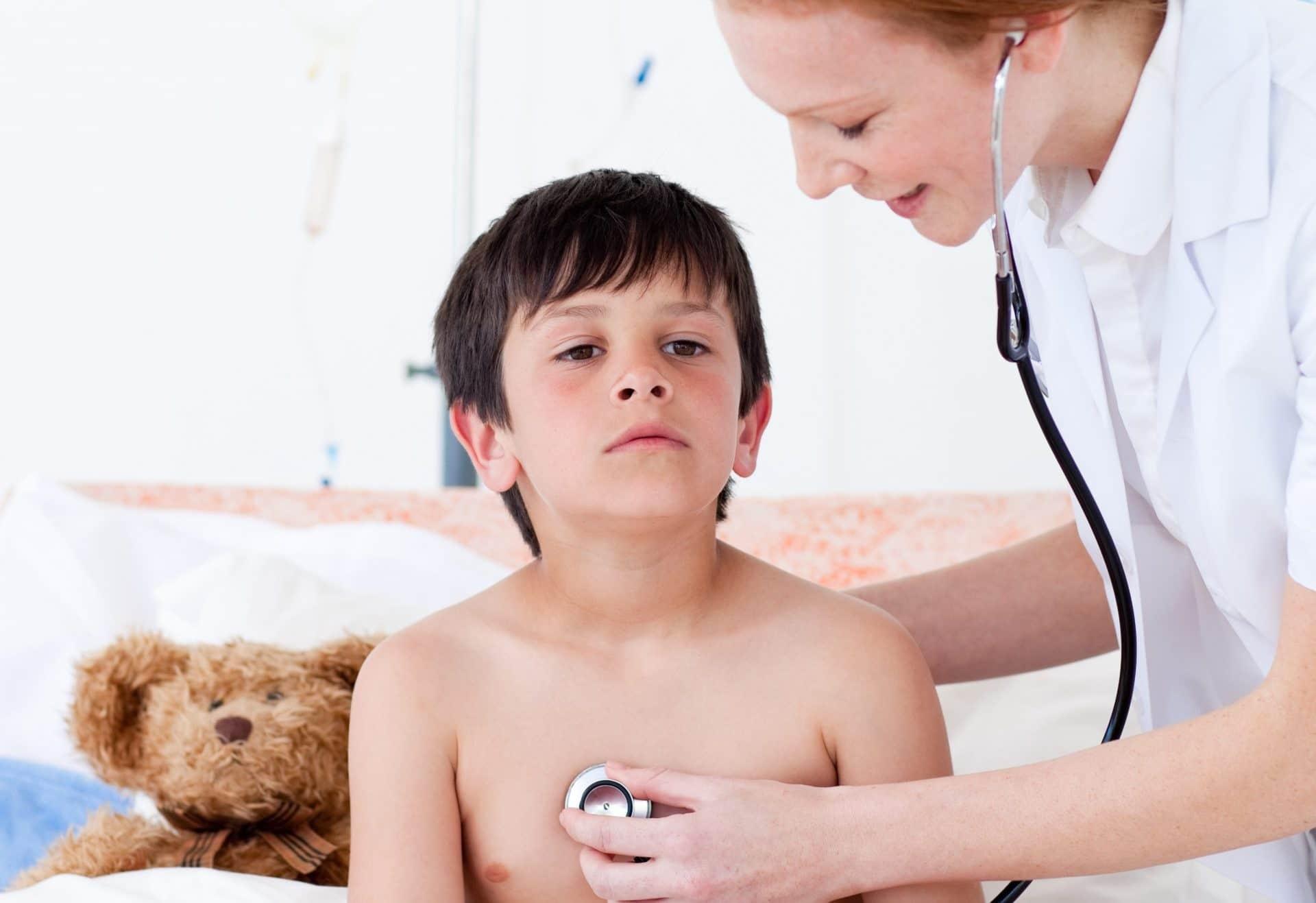 брадикардія у дітей лікування