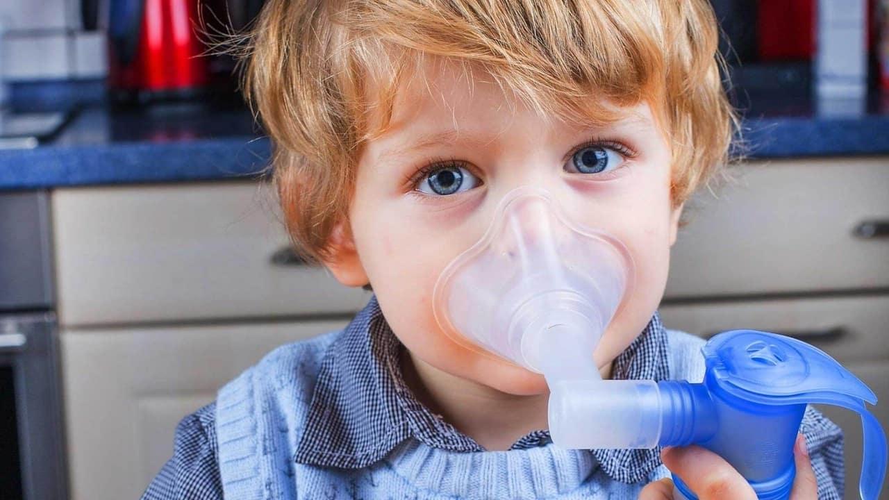 інгаляції при температурі дітям