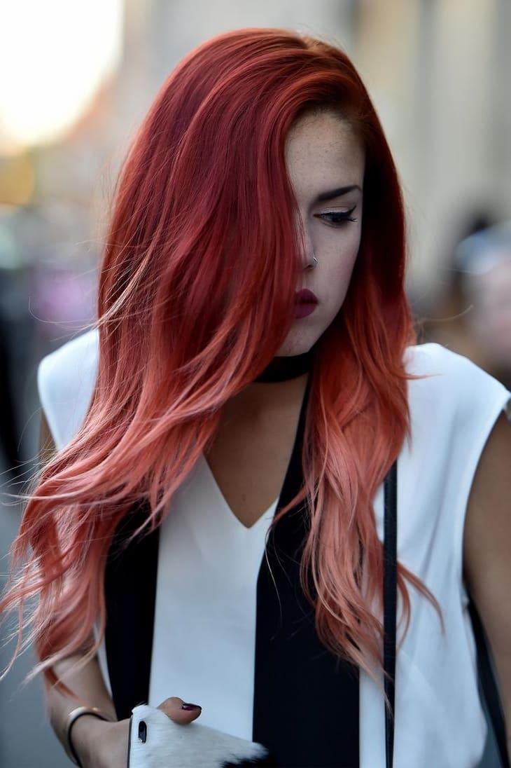 колорування волосся 2019