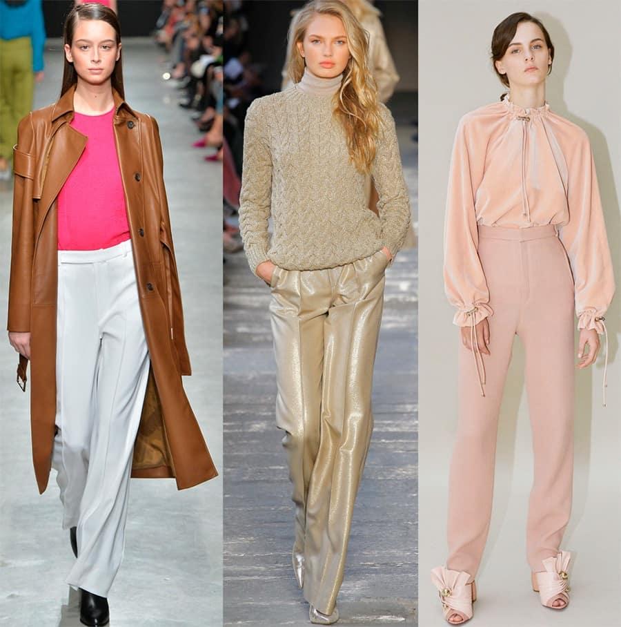 класичні брюки жіночі 2019