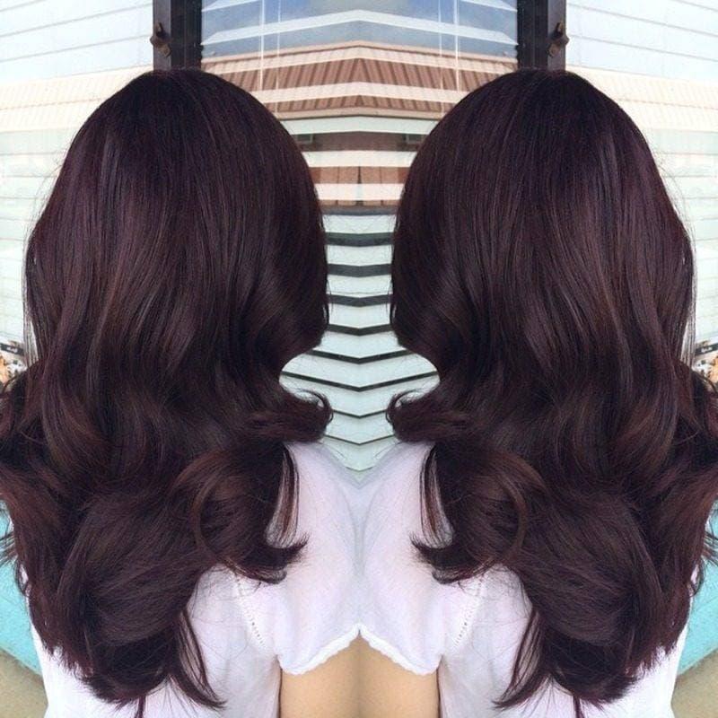 модні тенденції фарбування волосся 2019
