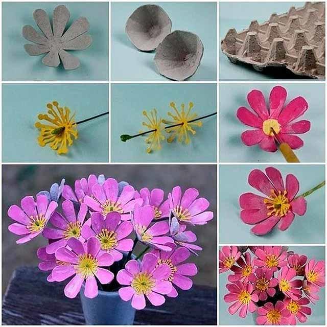 квіти з осередку