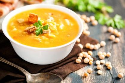 Гороховий суп–пюре