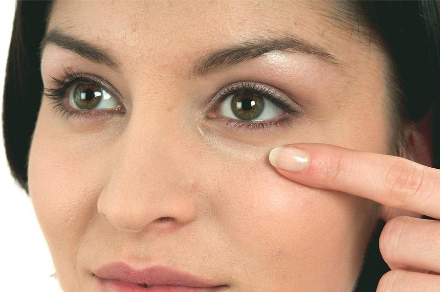 що робити щоб зникли синяки під очима