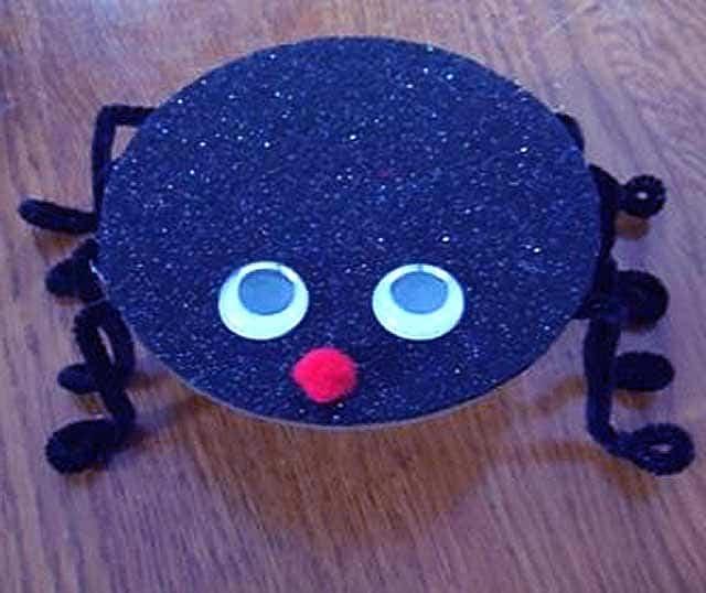 павук з диска