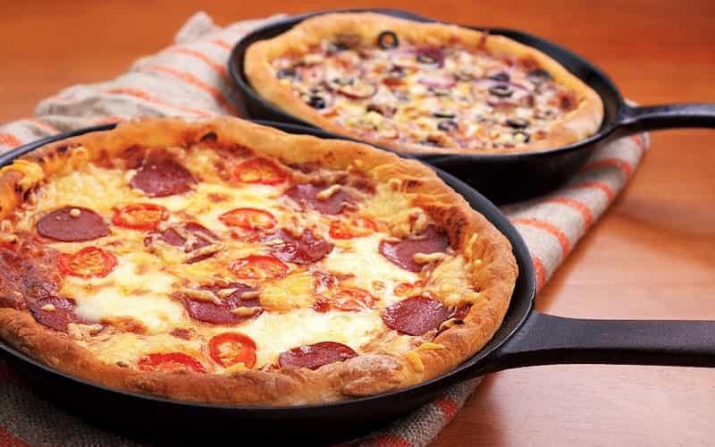 піца на скороді