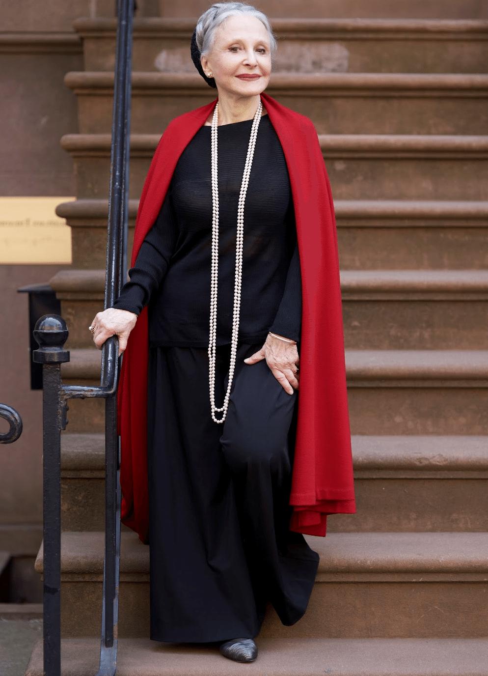 що модно в 2019 році для жінок за 60 років