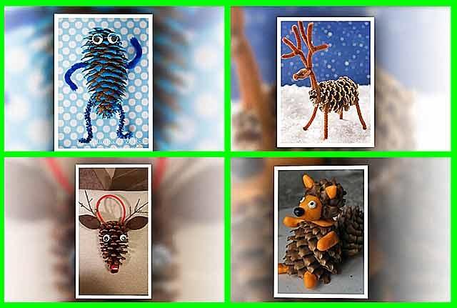 тварини з шишок