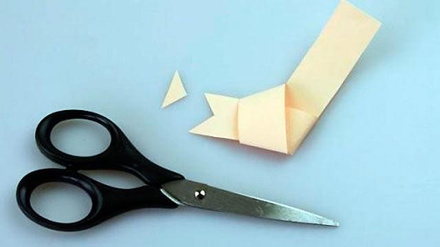 пташка з паперу