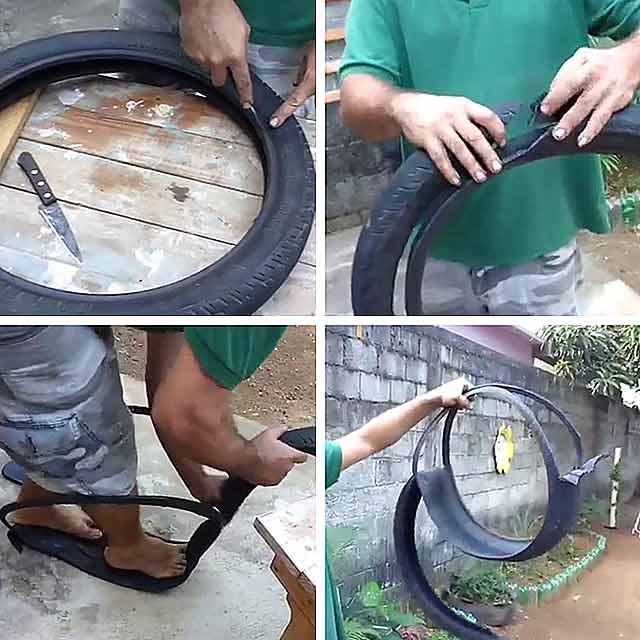 розрізаємо шину