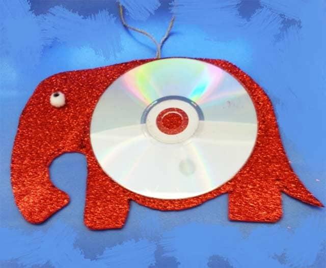 слон з диска