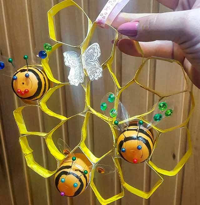 стільники для бджіл