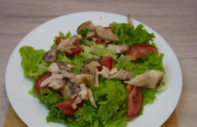 салат цезар покроковий рецепт