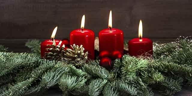вінок для свічки