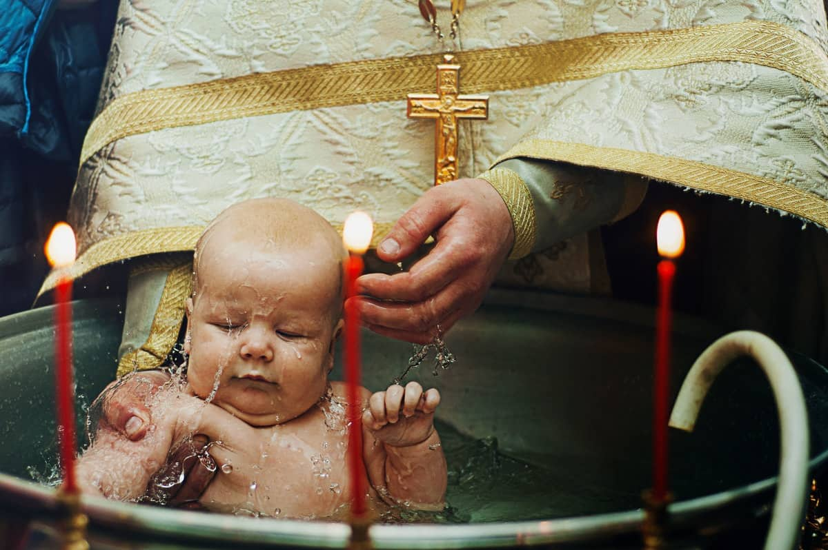 чи можна хрестити дитину на водохреще