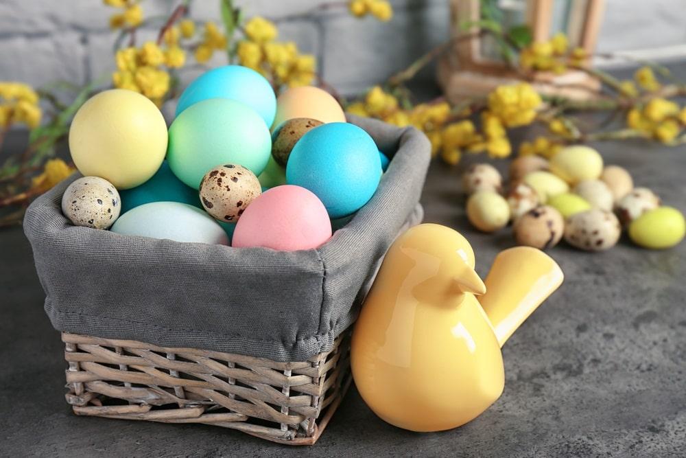 чим фарбувати яйця на пасху