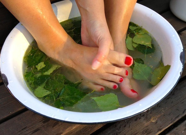 як лікувати гульки на ногах