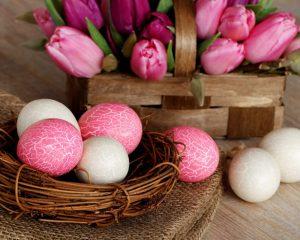 як розмалювати великоднє яйце