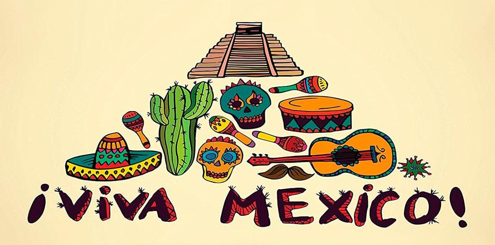 цікаві факти про мексику