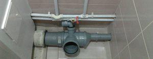 Розводка труб водопостачання