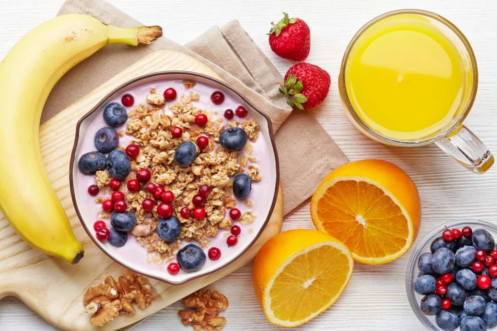низькокалорійні сніданки для схуднення