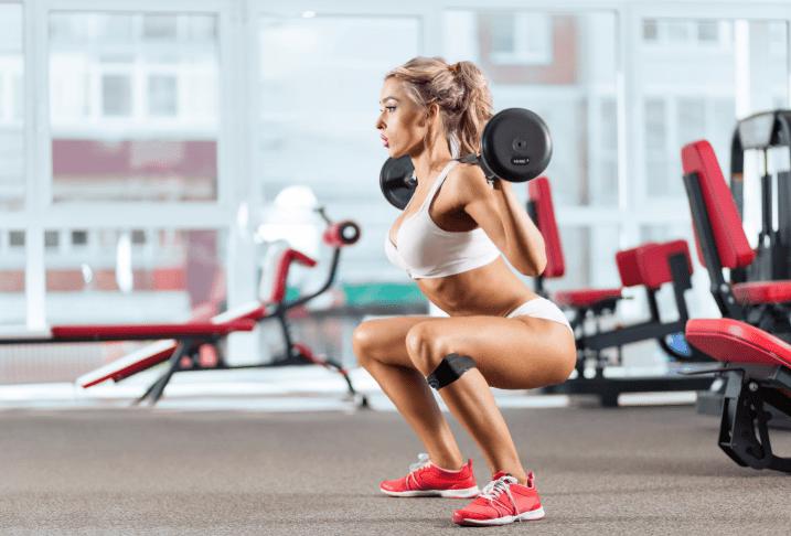 вправи для струнких ніг і підтягнутих сідниць