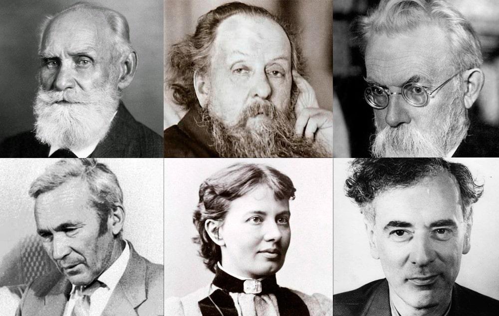 найрозумніших людей в історії Росії