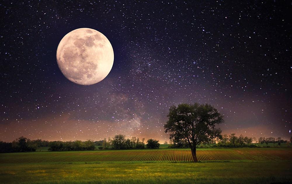 цікаві факти про місяць