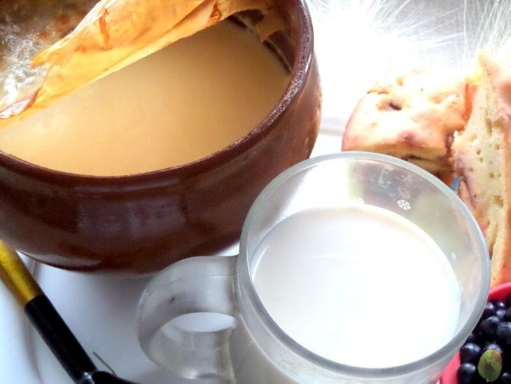 пряжене молоко користь