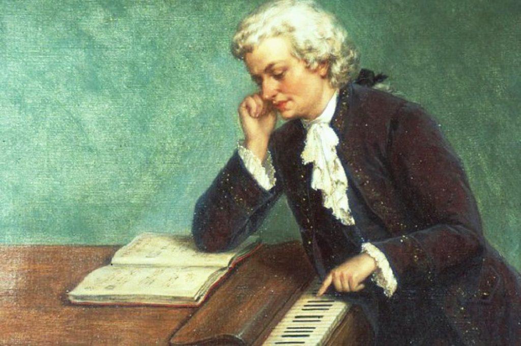 цікава інформація про моцарта