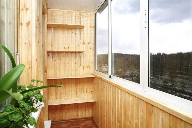 Ремонт балкона своїми руками