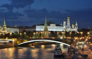 Цікаві факти про Московському Кремлі