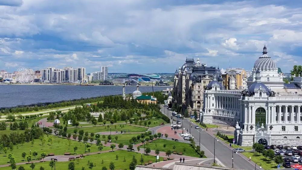 цікаві факти про Казань