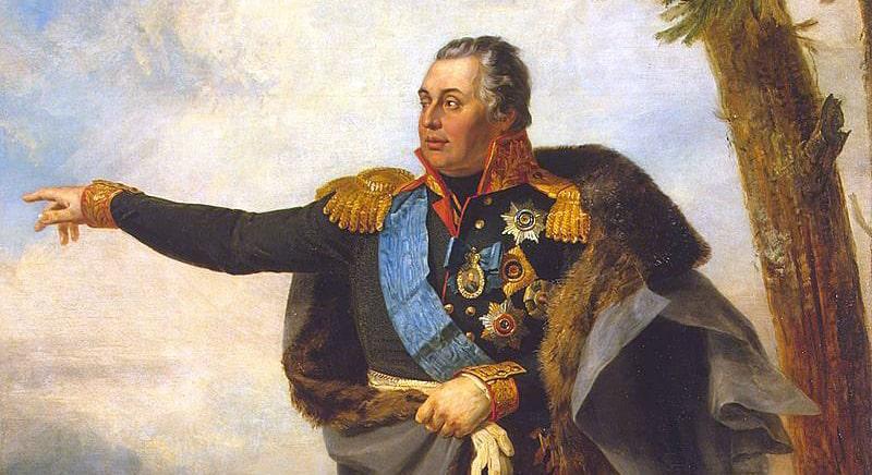 Цікаві факти з життя Кутузова