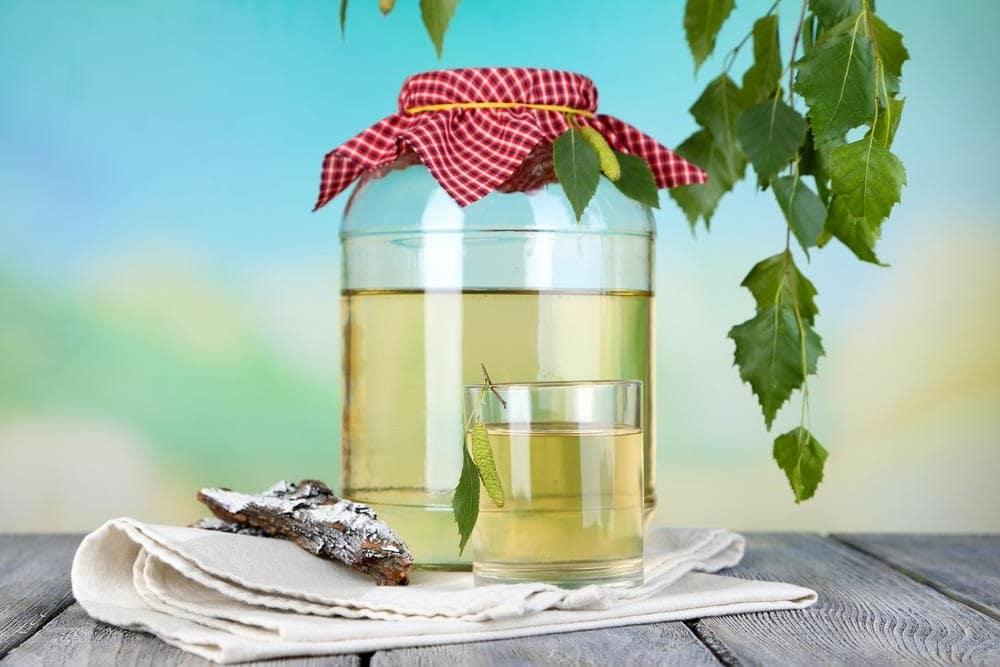 користь консервованого березового соку
