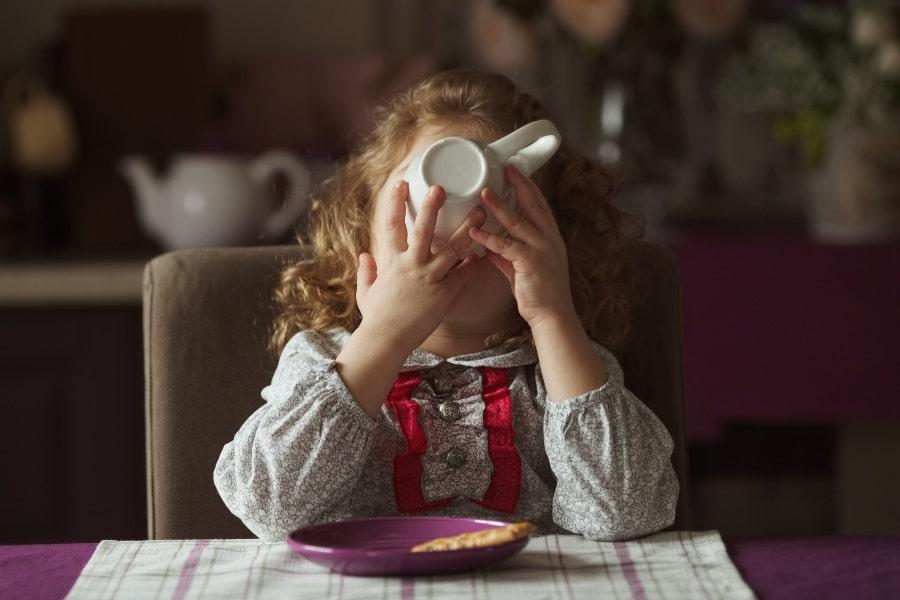 чи можна дітям каву