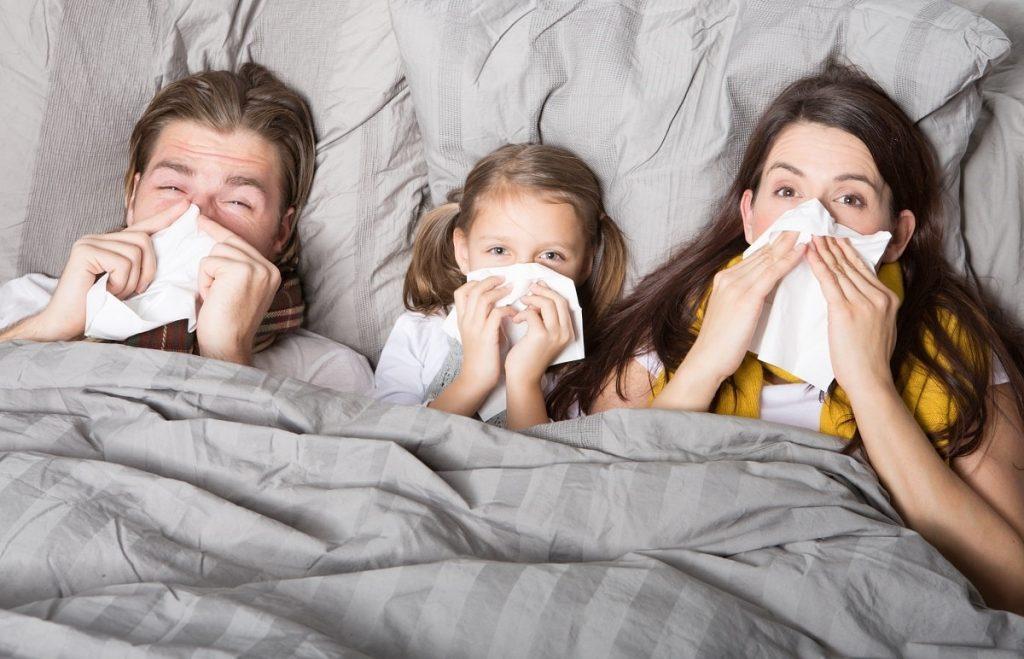 що робити щоб не захворіти