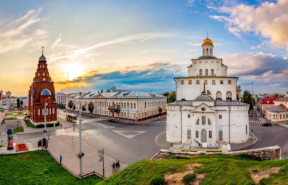 цікаві факти про місто Володимир
