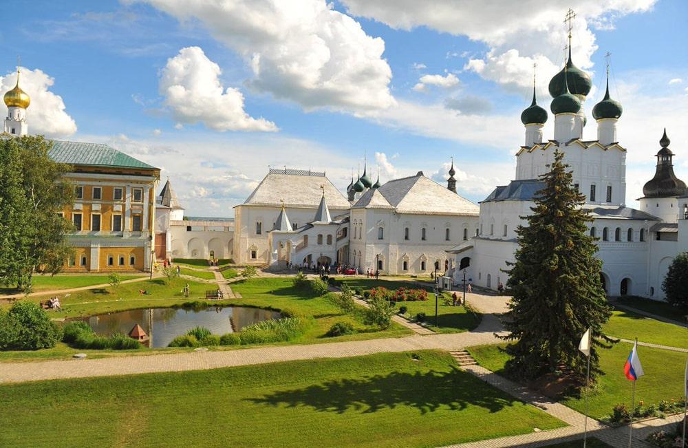 Цікаві факти про Золоте Кільце Росії