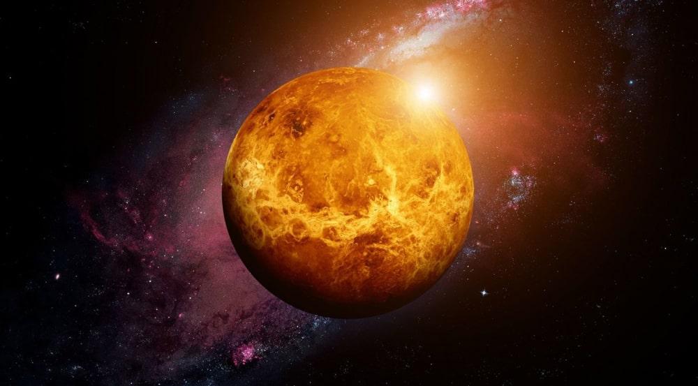 планета венера цікаві факти