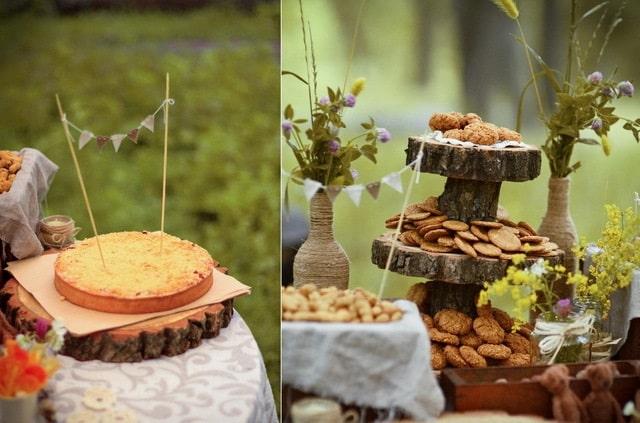 дерев'яне весілля
