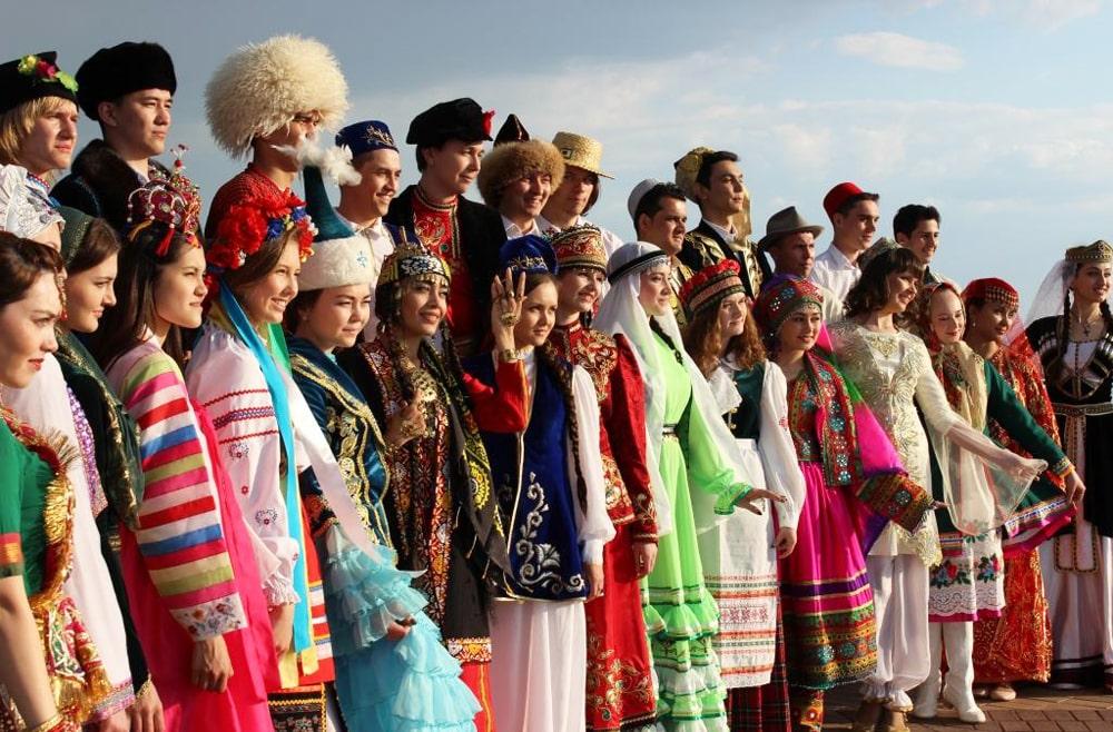 Цікаві факти про народи Росії