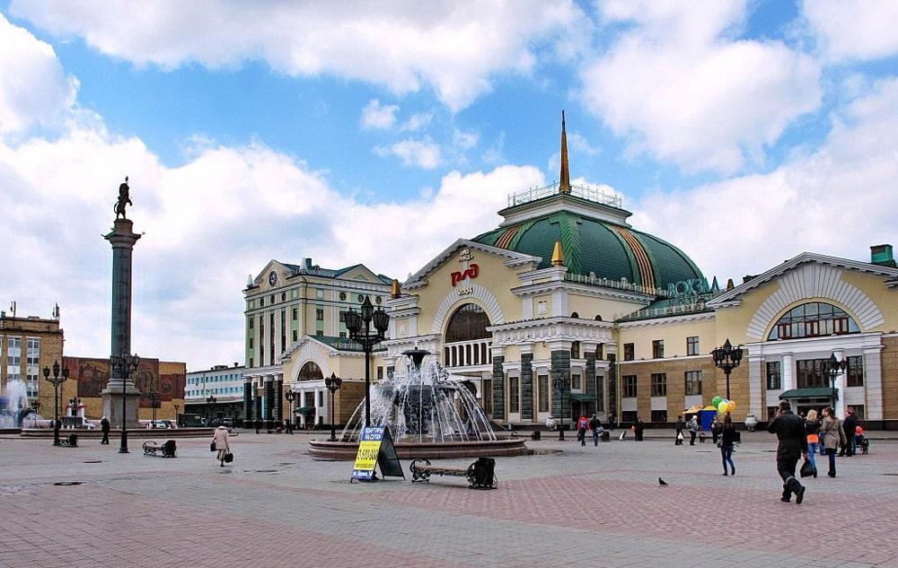 Цікаві факти про Красноярськ