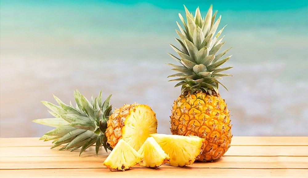 Цікаві факти про ананас