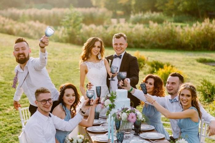 привітання з весіллям