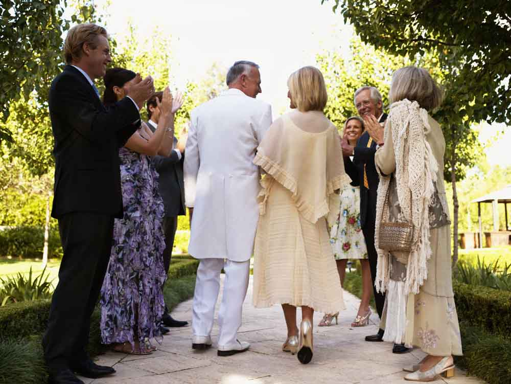 лавандове весілля