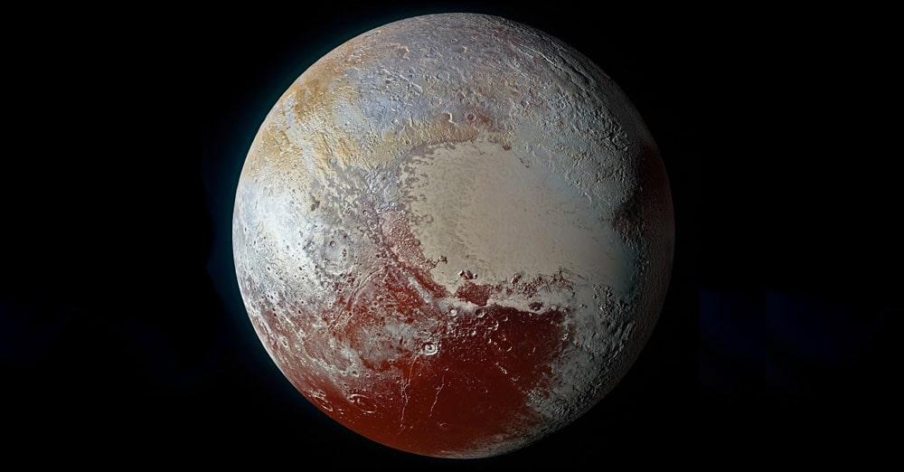 Цікаві факти про Плутон